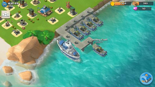 An upgraded fleet