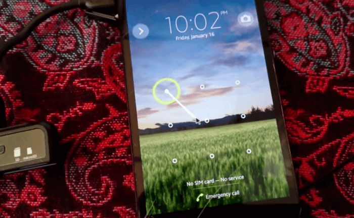 How To Unlock Android Device With Cracked Or Broken Screen
