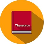English Synonyms Thesaurus Icon