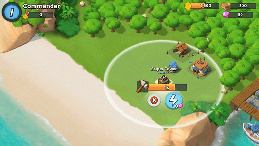 Making a sniper nest in Boom Beach.png