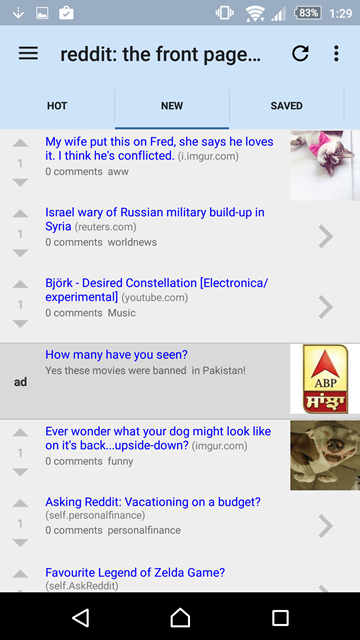 Top Reddit Apps for Android