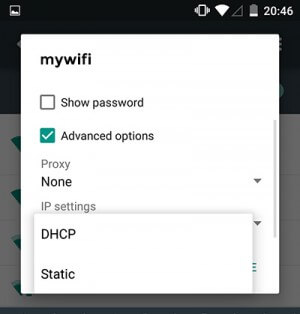Access Blocked Websites on Android with Google DNS