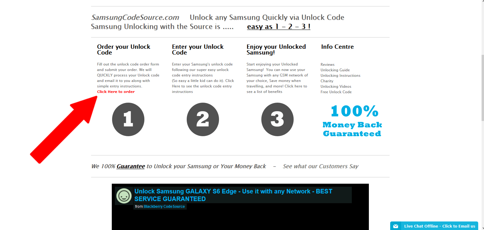 samsung-code-source-main-page