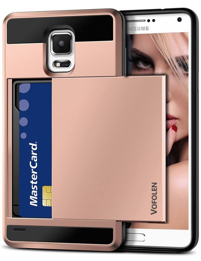 buy online b7627 a9c2c 5 Best Wallet Cases For Galaxy S5