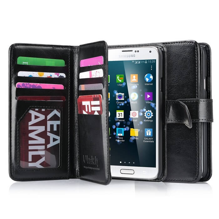 ULAK HARD SHELL WALLET