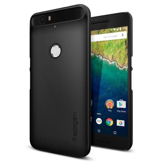 Nexus 6P Case, Spigen [Thin Fit]