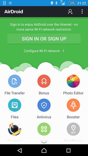 Signin Signup