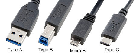 USB_Types