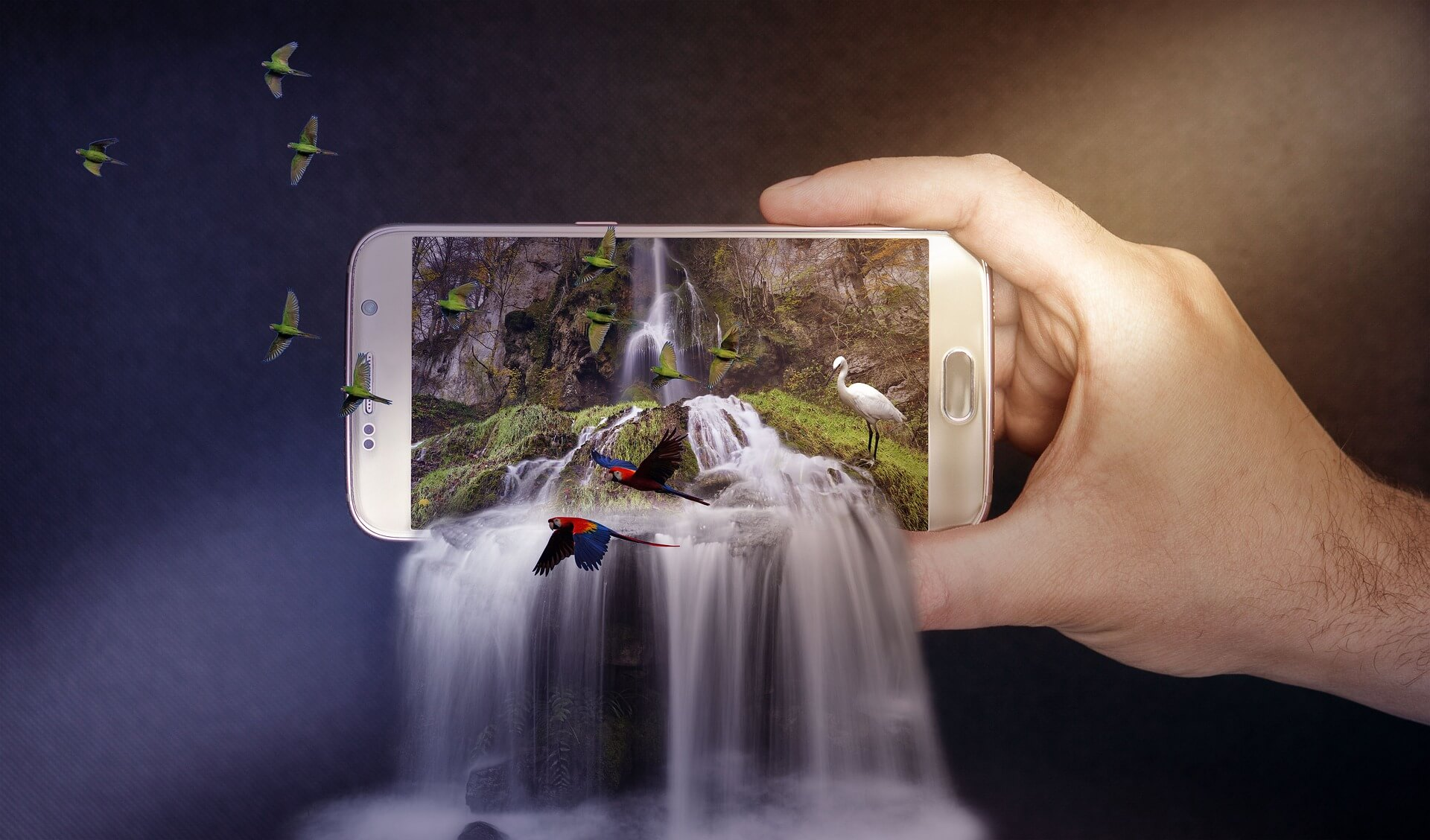 Live Wallpaper For Android Smartphone