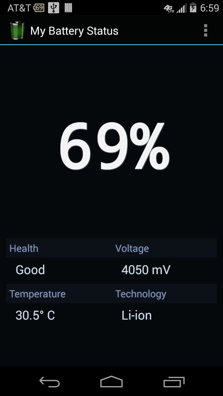 my-battery-status
