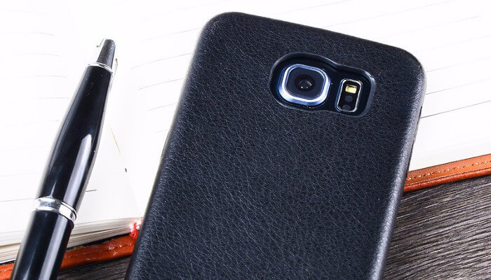 5 Leather Cases for Samsung Galaxy S6