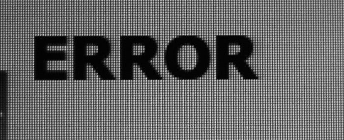 Error Message Featured Image