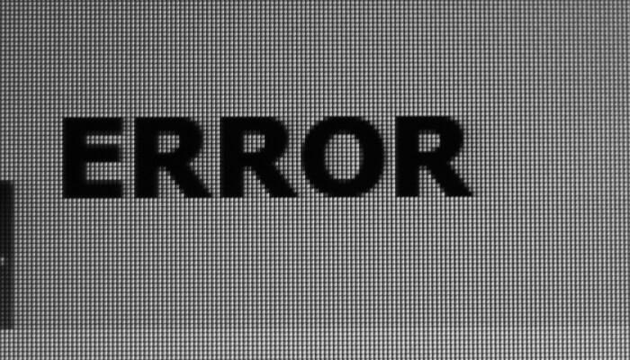 Error Message Featured Image
