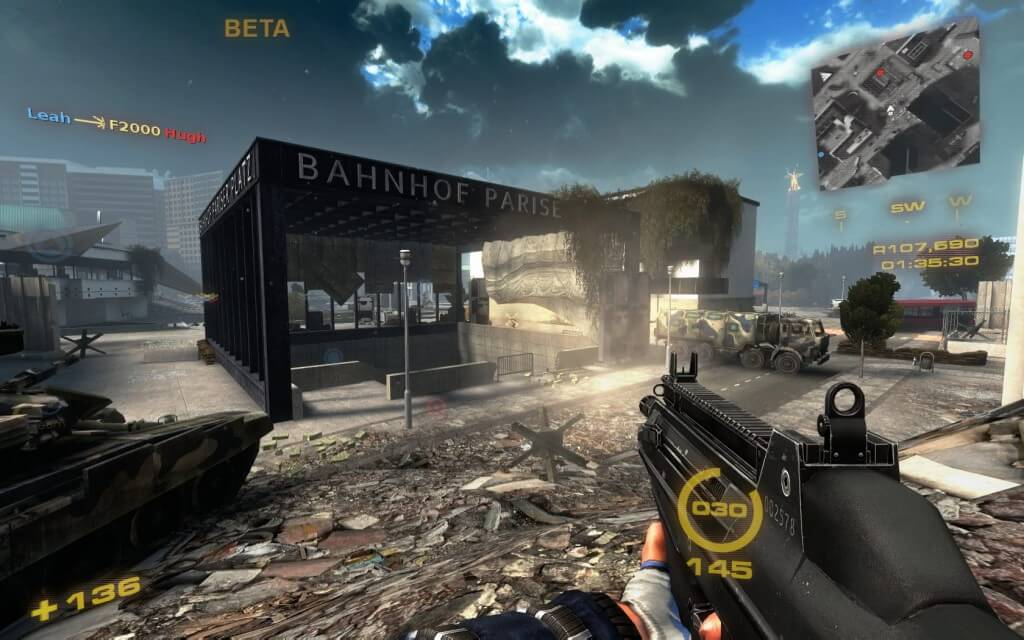 4 Fantastic FPS Games for Android