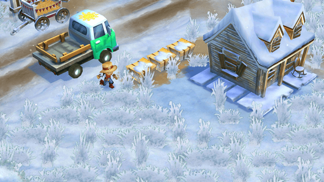 Farming - FarmVille 2