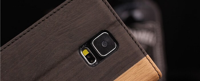 5 Best Leather Cases for Samsung Galaxy S5