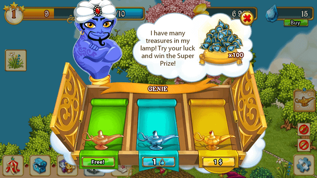 Genie - Fairy Farm