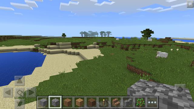 Graphics - Minecraft