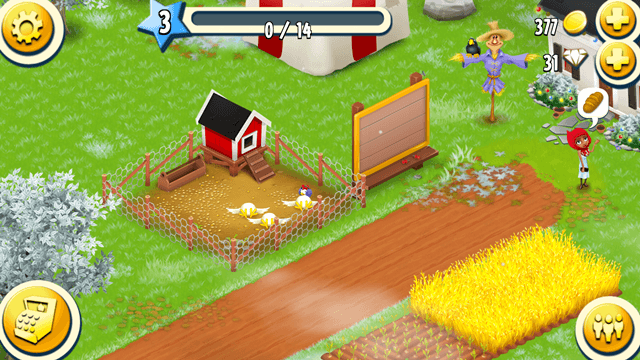 My Farm - Hay day