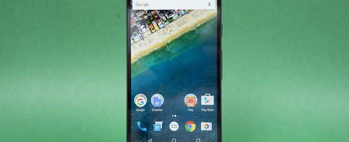Customize the Nexus 5X