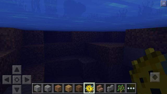 Night mode - Minecraft