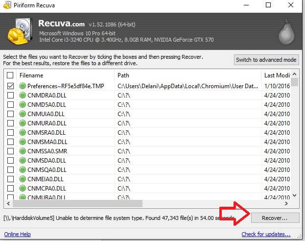How to Recover Deleted Files on Android If the Unthinkable