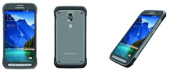 Samsung Galaxy S5 Active 1