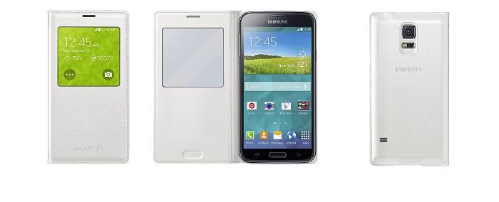 Samsung S-View Case