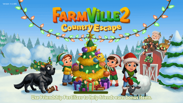 Start up - FarmVille 2