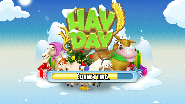 Start up - Hay day