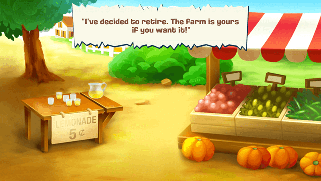 Storyline - Hay day