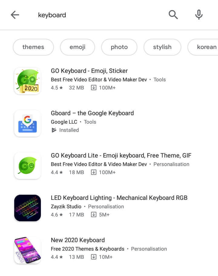How To Change Your Keyboard on Android - Download Apps