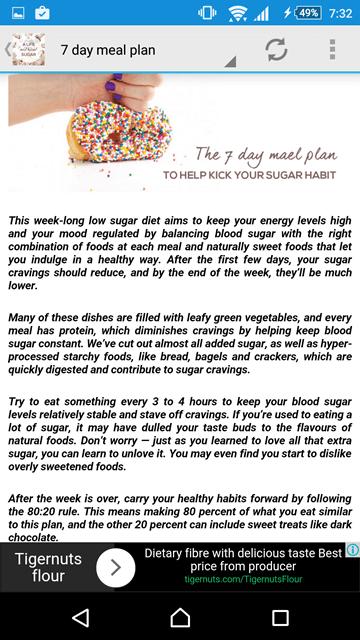 Fat loss meals recipes