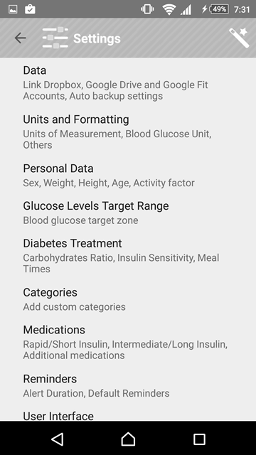 5 Detailed Diabetic Diet Apps for Android