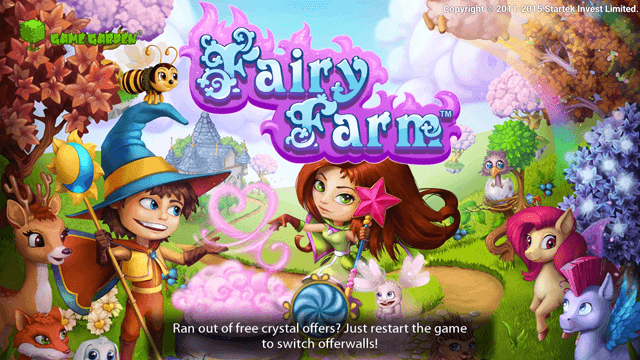 start up -Fairy Farm