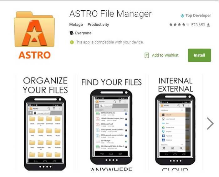 Astro Files
