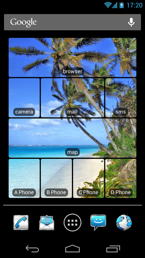 Desktop Visual App