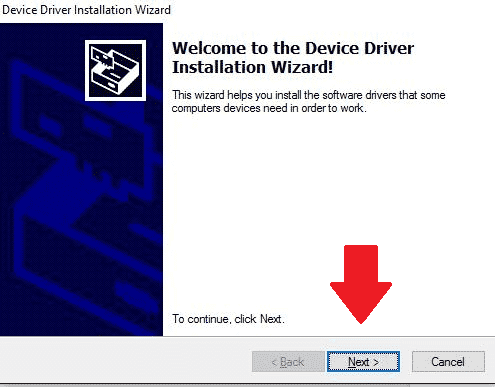 Driver-Wizard