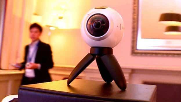 S7 Virtual Reality Camera