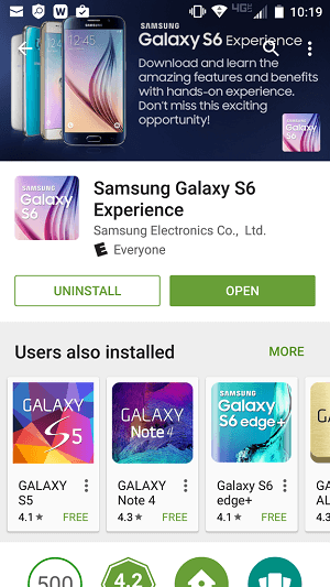 How to Download Samsung Galaxy S6 Stock Apps