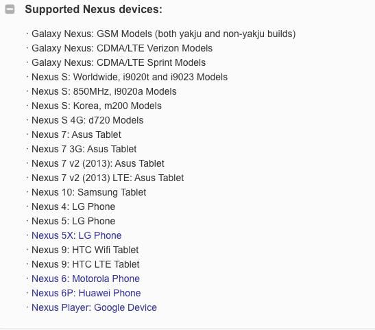 Supported_Nexus