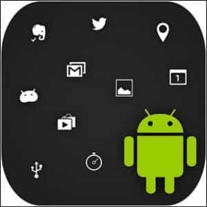 Swipe Status Bar App