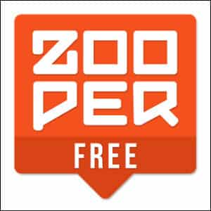 Zooper Widget App