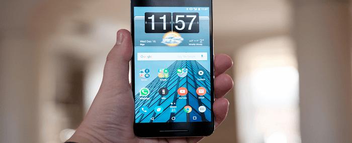 Backup Nexus 6P