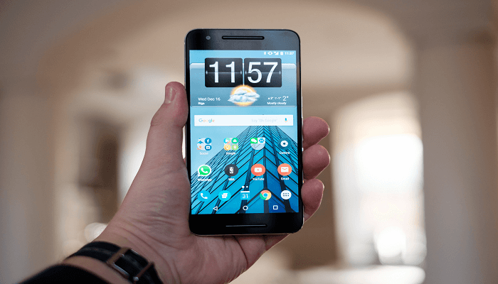 How to Backup the Nexus 6P