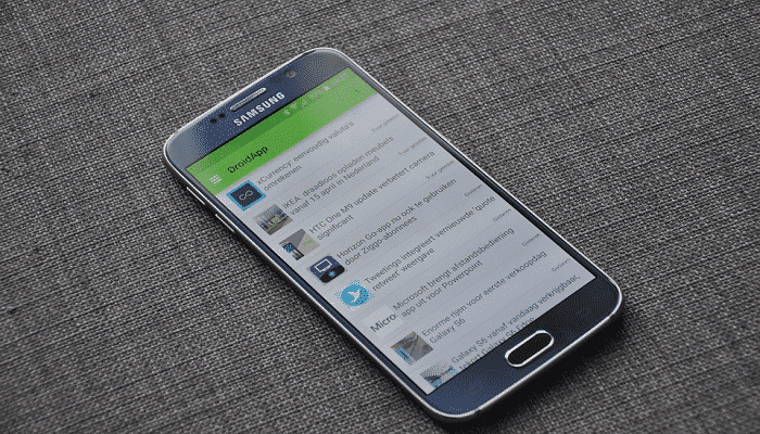 Best Apps for the Samsung Galaxy S6