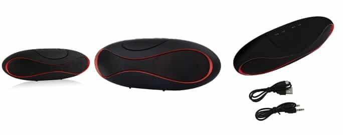 E-Zigo® Portable Bluetooth Rechargeable Speaker