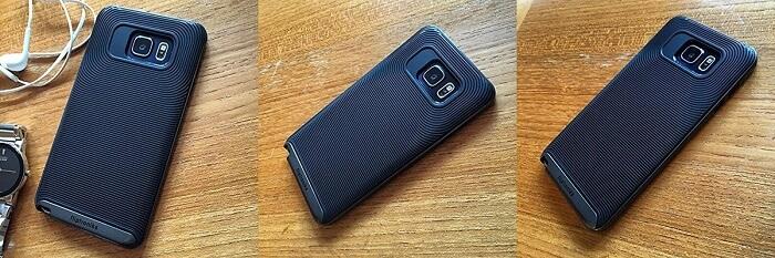 Fliptroniks Galaxy Note 5 Bumper Case