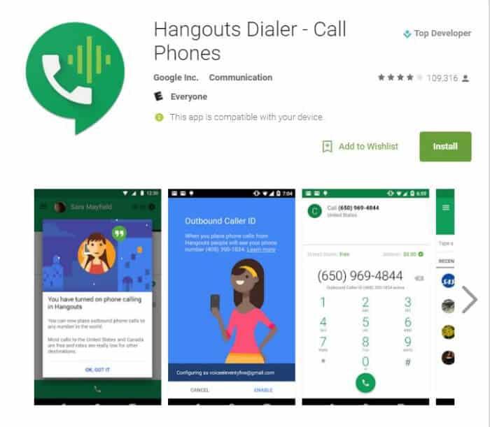 Troubleshoot Google Hangouts