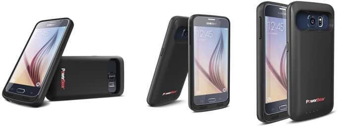 PowerBear® Samsung Galaxy S6Battery Case